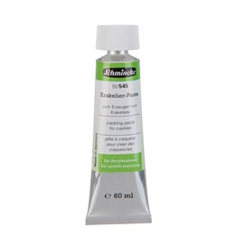 Schmincke Medium 545 Crackling Paste Çatlatma Macunu 60 ml