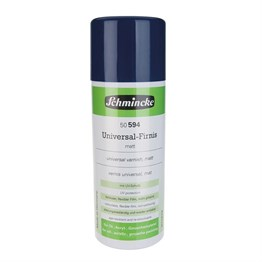Schmincke Mediums 594 Universal Varnish Matt Aerospray 400 ml