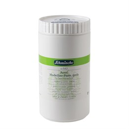 Schmincke Modelling Paste, Coarse 1000 Ml