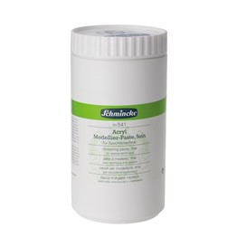 Schmincke Modelling Paste, Fine 1000 Ml