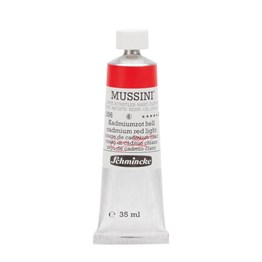 Schmincke Mussini Artist Yağlı Boya 35 ml Seri 3 356 Cadmium Red Light