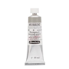 Schmincke Mussini Artist Yağlı Boya 35 ml Seri 2 788 Brownish Grey 1