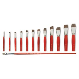 Südor 210 Series Oxhair Oil Color Brush No: 24