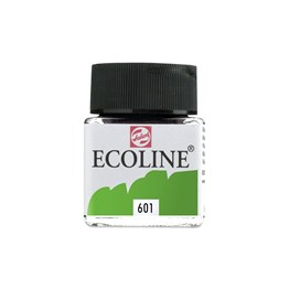 Talens Ecoline Sıvı Sulu Boya 30 ml 601 Light Green