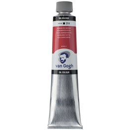 Talens Van Gogh Yağlı Boya 200 ml 314 Cadmium Red Medium