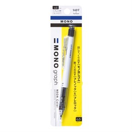 Tombow Mono Grapy Versatil Kalem 0.5 mm Blister White