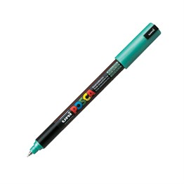 Uni Posca PC-1MR Paint Marker 0.7 mm M.Green