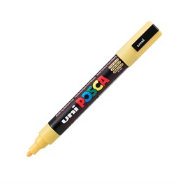 Uni Posca PC-5M Paint Marker 1.8-2.5 mm Yellow