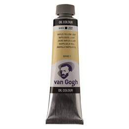 Talens Van Gogh Yağlı Boya 40 ml 222 Naples Yellow Light