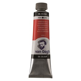 Talens Van Gogh Yağlı Boya 40 ml 314 Cadmium Red Medium