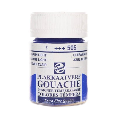 TALENS GUAJ 16ml ULTRAMARINE LIGHT 505