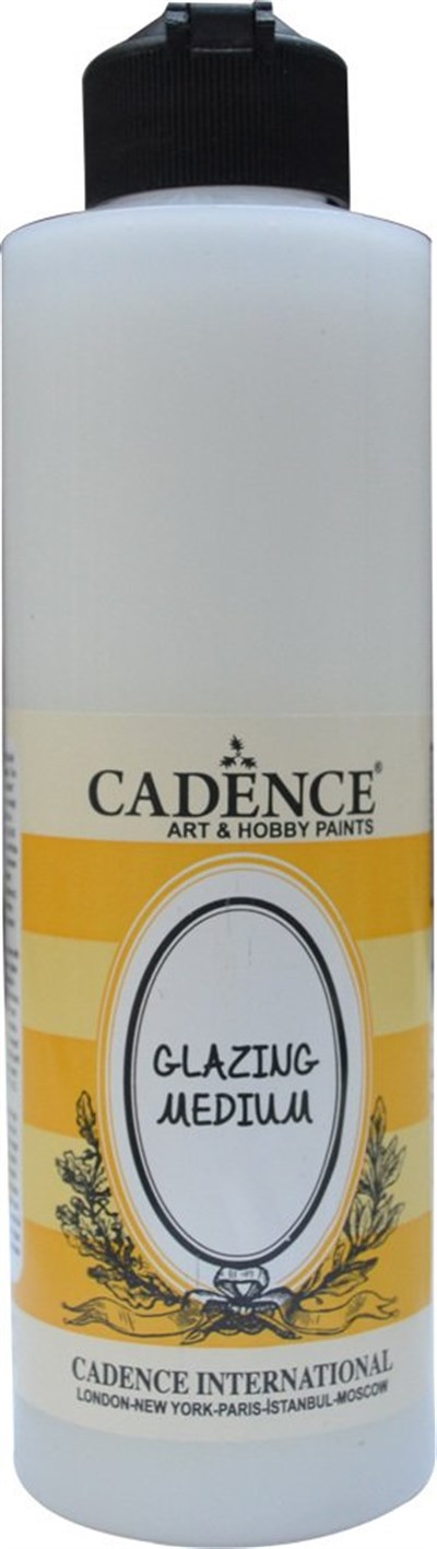 CADENCE GLAZİNG MEDİUM 250 ML