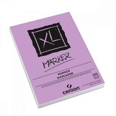 Canson XL Marker Pad  A4  70g 100s