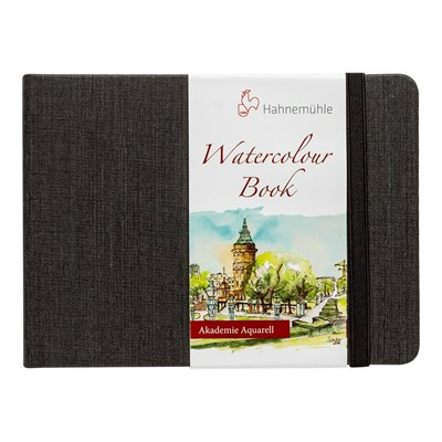 HM WATERCOLOUR BOOK A6 200G