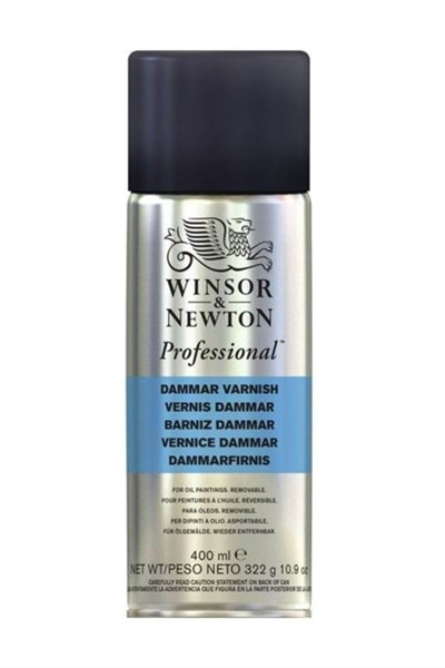 WİNSOR NEWTON DAMMAR VARNISH 400ML