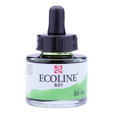 ECOLİNE SIVI SULU BOYA 30 ML 601 LİGHT GREEN