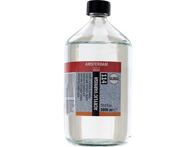 Talens Amsterdam Acrylic Varnish Gloss 1000Ml