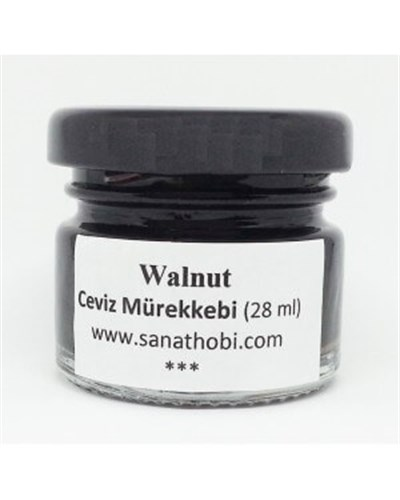 Sanat Hobi Walnut Ceviz Copperplate Mürekkep 28 ml