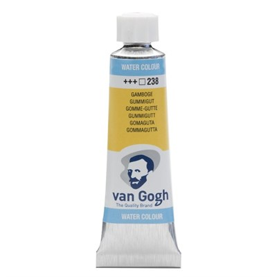 Talens Van Gogh Watercolour Tube 10ml - 238 Gamboge